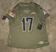 the best attitude 18820 ce92a Nike Los Angeles Chargers Salute to Service Jersey Stitched ...