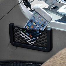 Universal Auto Autositz Zurück Speichernetzbeutel Handyhalter Tasche Organizer