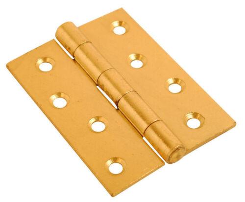 3 or 4 Inch Door Hinges BZP EB CP or Steel Heavy Duty Steel Butt Hinge 451
