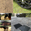 ECO-SHED-BASES-GREENHOUSES-GRAVEL-GRIDS-DRIVE-MATS-8ft-x-7ft-ALL-OTHER-SIZES