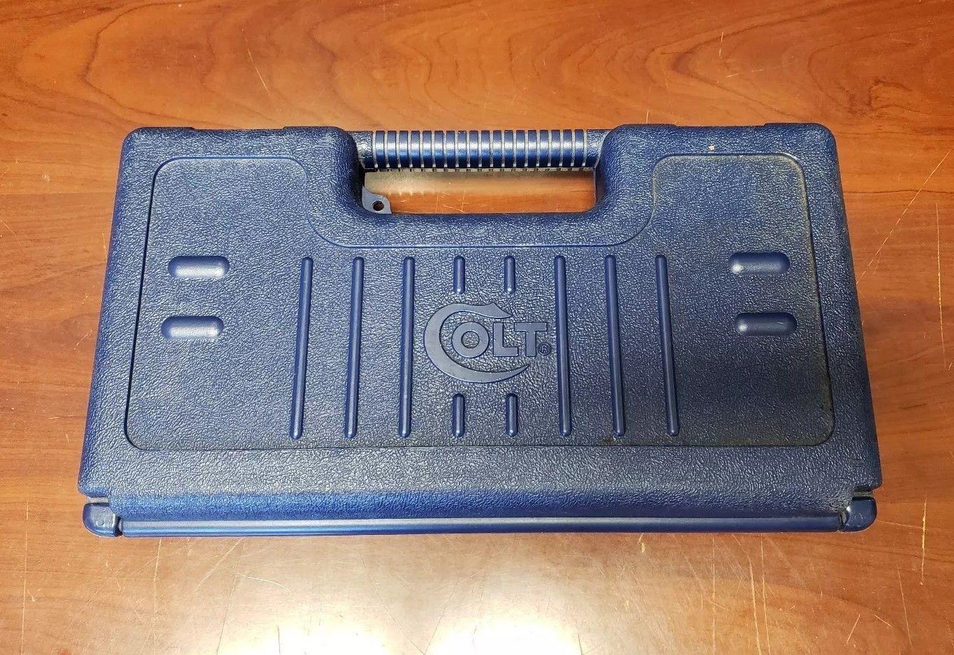 Colt Python Anaconda 1911 o grandes pistola Caja Azul