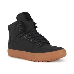 Details about Supra Vaider CW Shoes Black Black Gum