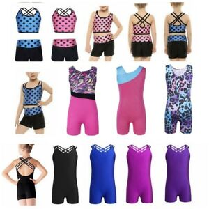 3262694f60b4 outlet online 33330 20bda kid girls metallic leotard gym gymnastics ...