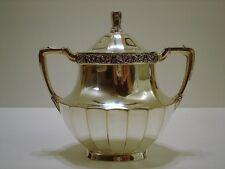 Vintage Oneida? Community Plate Coronation Sugar Bowl w/ Lid