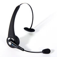 New Wireless Bluetooth 3.0 Gaming Headset With Mic For Sony PS3 Playstation 3