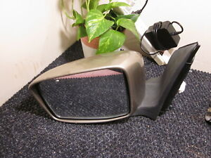 Power Driver Left Side Mirror For 2005-2010 Honda Odyssey Heated HO1320155