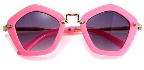 Colorful Rivet Sunglasses for Kids