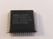 UPD70108GC8 NEC V20 16-/8 Bit Microprocessor im QFP52 Gehäuse