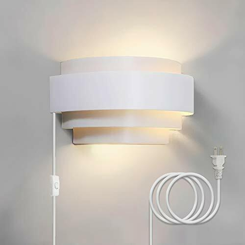 Indoor Up Down Modern Wall Sconce