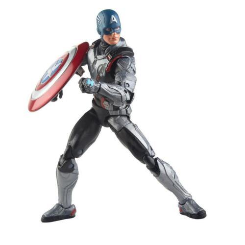 "Captain America Marvel Legends Avengers Endgame new 2019 loose 6/"" action figure"