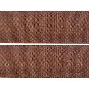 10-M-grain-10mm-webband-bordato-ornamentali-CUCIRE-NASTRO-SCRAPBOOKING-MARRONE-Best-c244