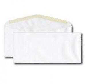 #12 Regular Envelope - 24# White (4 3/4 x 11) Pkg of 100 703558713889
