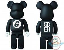 Goodenough 400% Bearbrick Black Figure Medicom