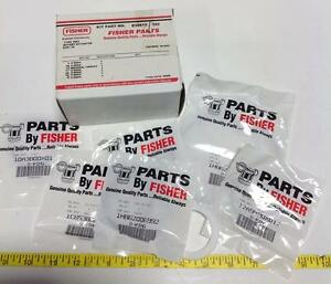 FISHER TYPE-1061 SIZE-30 ROTARY ACTUATOR REPAIR KIT R1061X00302 NIB
