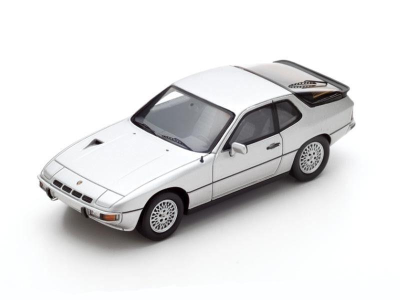 ventas en linea Porsche 924 turbo 1979 plata plata plata s1375 Spark 1 43 New in a box   ventas directas de fábrica