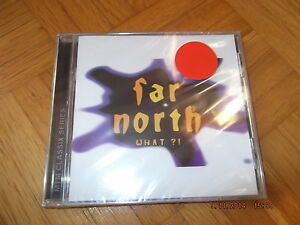 CD Far North - What ?! MTM Records Melodicrock MHR Neu/New - sealed - München, Deutschland - CD Far North - What ?! MTM Records Melodicrock MHR Neu/New - sealed - München, Deutschland