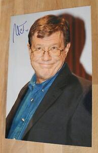 ORIGINAL-Autogramm-von-John-McTiernan-pers-gesammelt-20x30-Foto-100-ECHT
