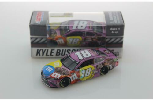 NASCAR 2020 KYLE BUSCH #18 FUDGE BROWNIE M/&MS CANDY 1//64 CAR