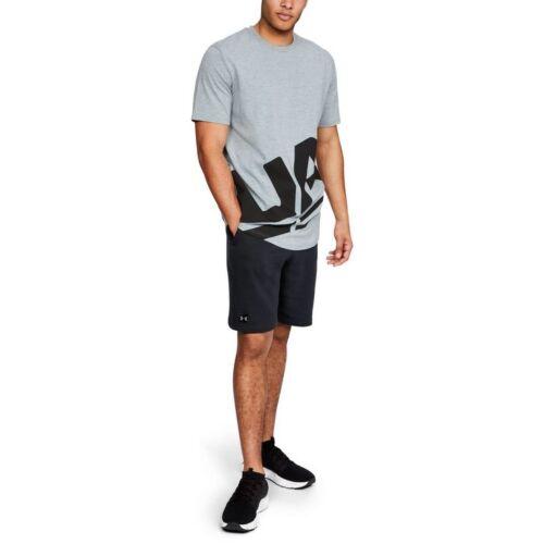 Under Armour UA Sportstyle Branded Men's Graphic T-Shirt Herren 1318567-100
