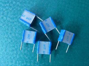 Siemens MKM Film-Kondensatoren NOS, 0.47uF, 63 Volt - Neustadt, Deutschland - Siemens MKM Film-Kondensatoren NOS, 0.47uF, 63 Volt - Neustadt, Deutschland