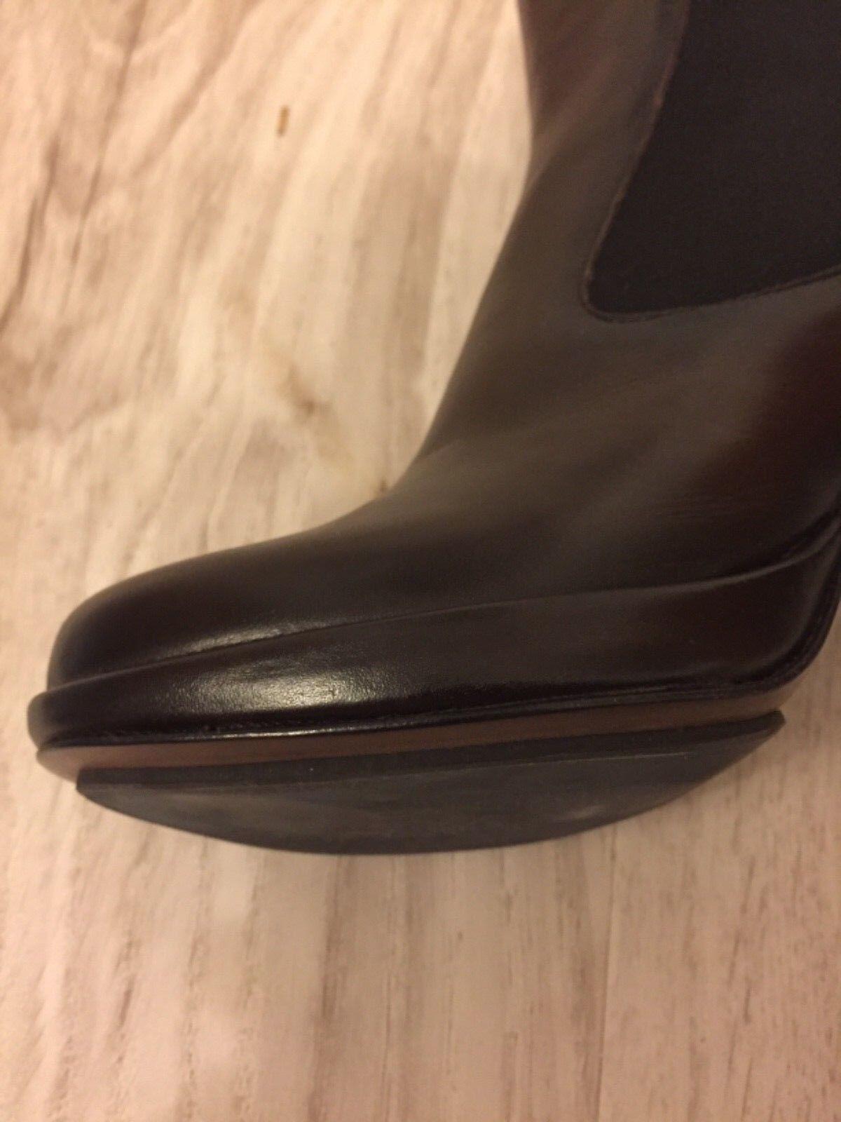 Stiefeletten, Gr. Plateau, 36, braun, Paco Gil, Plateau, Gr. Chelsea - Ankle Stiefel, NP ed23c8