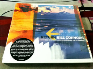Bill-Connors-Return-TC-4036-2-US-CD-SEALED-NEW-H1-1D