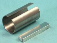 1 X 1-1/16 X 3 Shaft Adapter Motor Sprocket Pulley Bore Reducer Bushing & Key