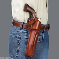 Galco Sao Holster Colt, Ruger 4.5/8 Right Hand Tan, Part Sao142