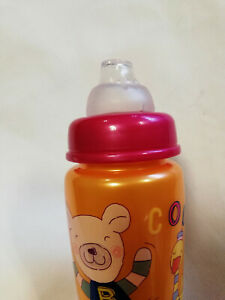 Baby Toddler Cups Bottle Drinking Beaker Juice Water Milk No Spill Cup H
