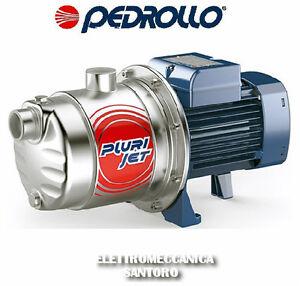 ELETTROPOMPA MULTIGIRANTE AUTOADESCANTE PLURIJETM 4//80 X HP 0,75 V 220 PEDROLLO