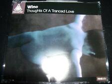 Winc Thoughts Of Tranced Love Australian Remixes CD Single