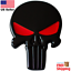 3D-Metal-Punisher-Emblem-Sticker-Skull-Badge-Decal-For-Car-Bike-Truck miniature 8