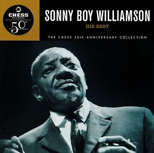 SONNY-BOY-WILLIAMSON-His-Best-1997-MCA-Chess-CHD-9377