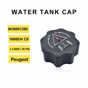 Engine Cooling Radiator Expansion Water Tank Cap For Peugeot 206 207 208 307 308 1306.E4