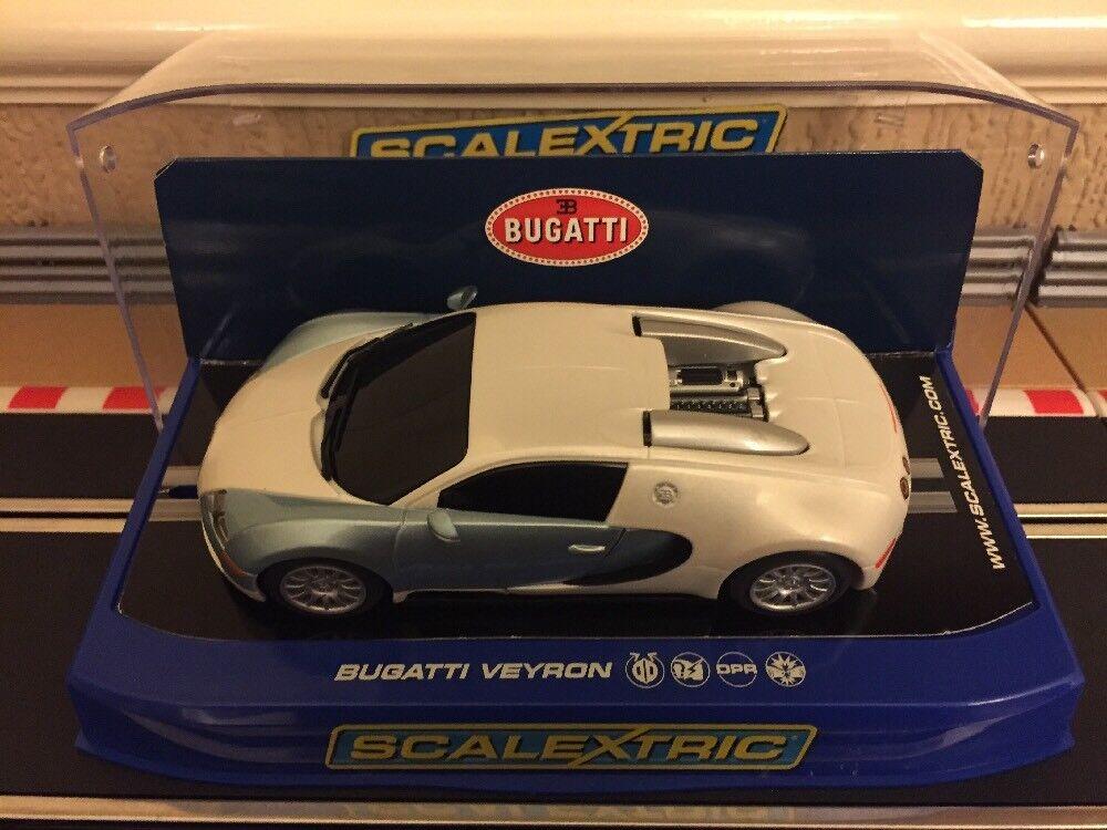 Scalextric Bugatti Veyron C3173 Brand New Boxed