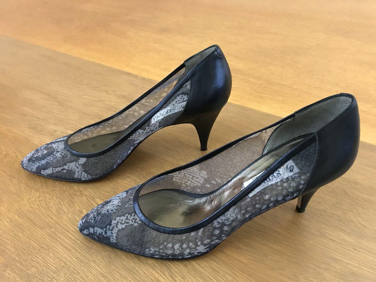 Serena Sheer Heels Damens's Größe 9 M Made In
