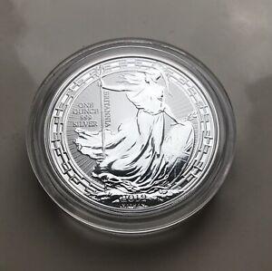 2019 Oriental Border Britannia  .999 fine silver Coin