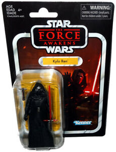 Kylo Ren 3.75 inch Action Figure Star Wars The Vintage Collection VC117