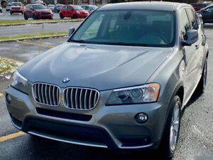 2011 BMW X3 35i - EXCELLENT CONDITION, fully loaded