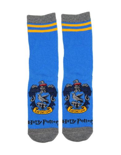 EU 37-42 Hogwarts Harry Potter Womens House Crest Socks UK Sizes 4-6