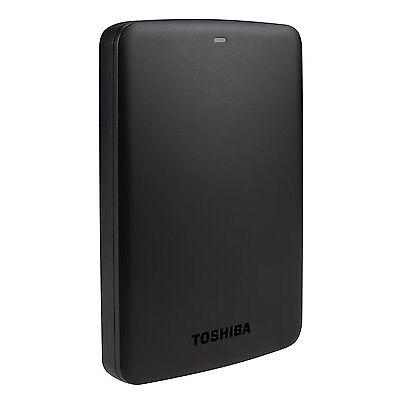 "Toshiba Canvio Basics - Disco duro externo de 1 TB (2.5"", USB 3.0, SATA III), co"