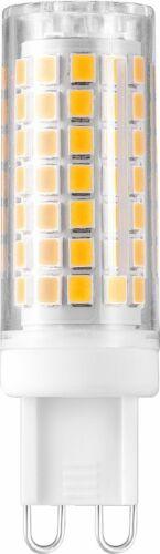 G9 LED Leuchtmittel Flimmerfrei 11 Watt Kaltweiß 220V 510 Lumen Halogenersatz