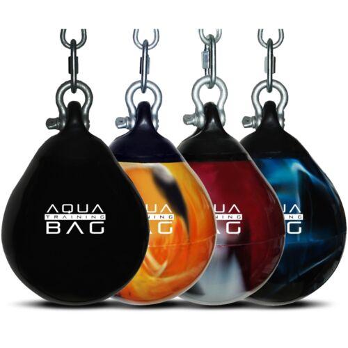 "Aqua Punch Bag Water Boxing Bag Hook /& Jab Headhunter 9/"" Punching Training Bag"