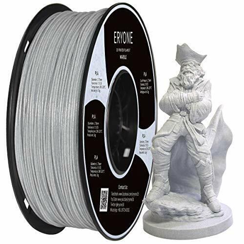 3D Printing Filament PLA for FDM 3D Eryone Marble PLA Filament 1.75mm