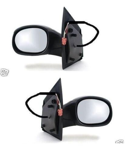 CITROEN C2 2002-2010 électrique Porte Aile Miroir Paire Set O//S N//S Droite Gauche
