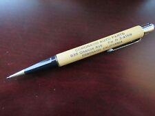Vintage Coronado Auto Parts CA 1950 Advertising Mechanical Pencil Durolite