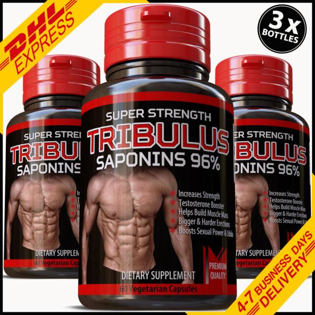Tribulus Terrestris Testosterone Pills Bodybuilding