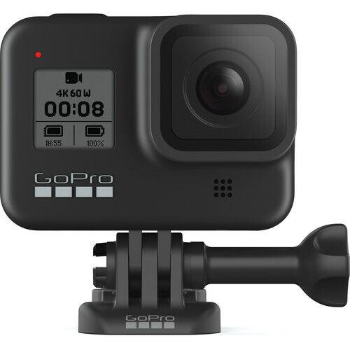 Brand New GoPro HERO 8 Action Camera - Black action black brand camera gopro hero new