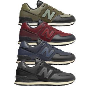 NEW BALANCE ML574 Sneaker Herren Herrenschuhe Turnschuhe Neu Schuhe Echtleder