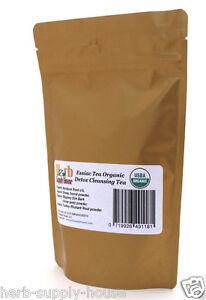 Essiac-Tea-Organic-3-2oz-Blood-Detox-Makes-1-gallon-Powder-amp-Cut-Sifted-Herbs